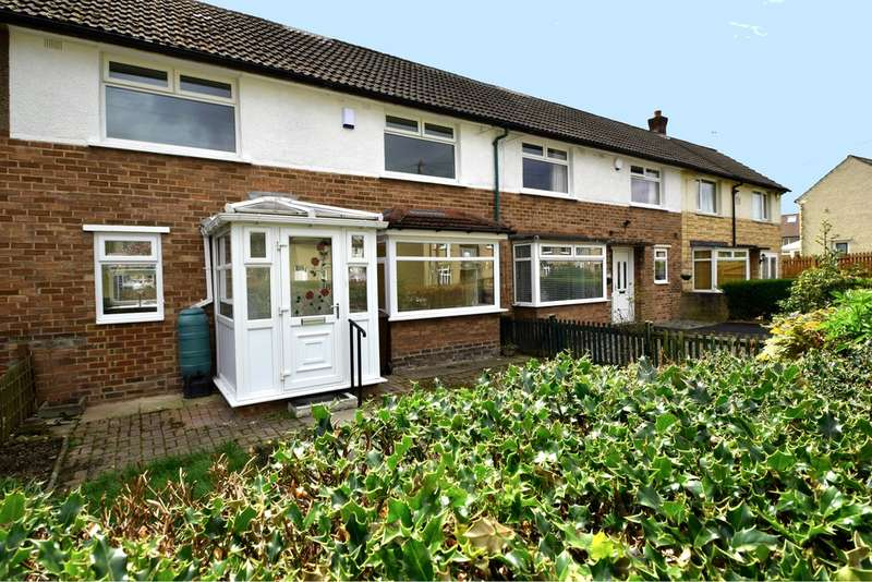 3 Bedrooms Terraced House for sale in Glenwood Avenue, Baildon