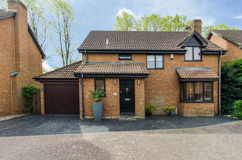 4 Bedrooms Detached House for sale in Cleeve Park GardensSidcup