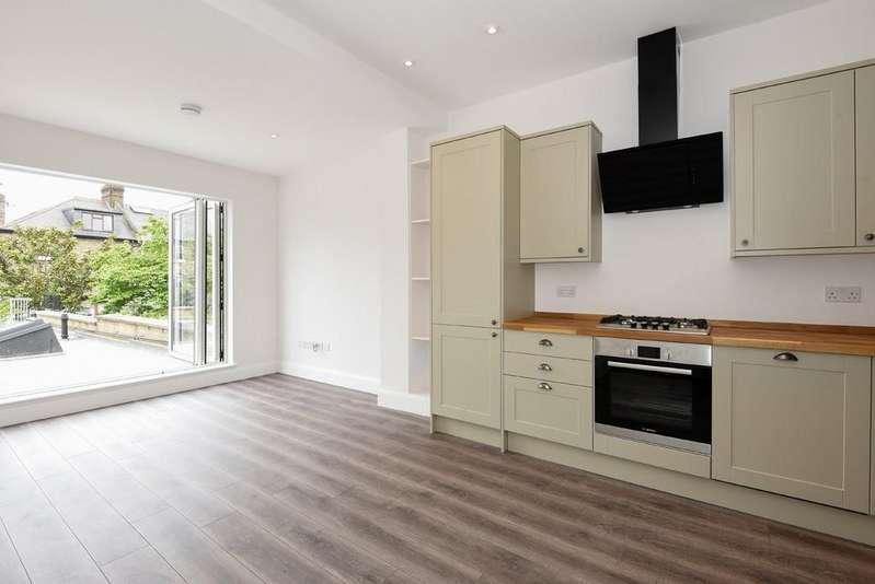 1 Bedroom Apartment Flat for sale in Blackstock Road, N4 2JS