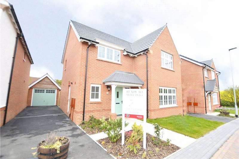4 Bedrooms Detached House for sale in Plot 21, Nostell Fields, Crofton, Wakefield, West Yorkshire