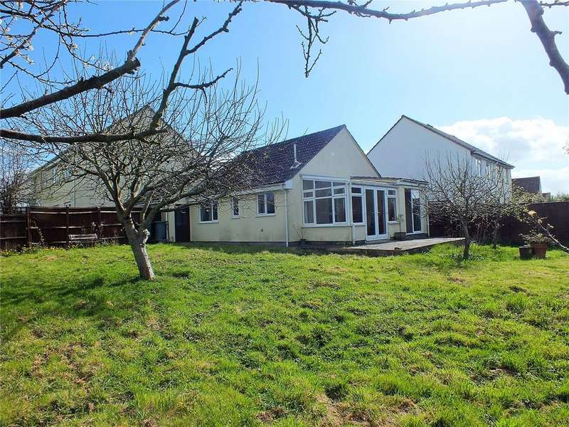 2 Bedrooms Bungalow for sale in Danes Lea, Wedmore, Somerset, BS28