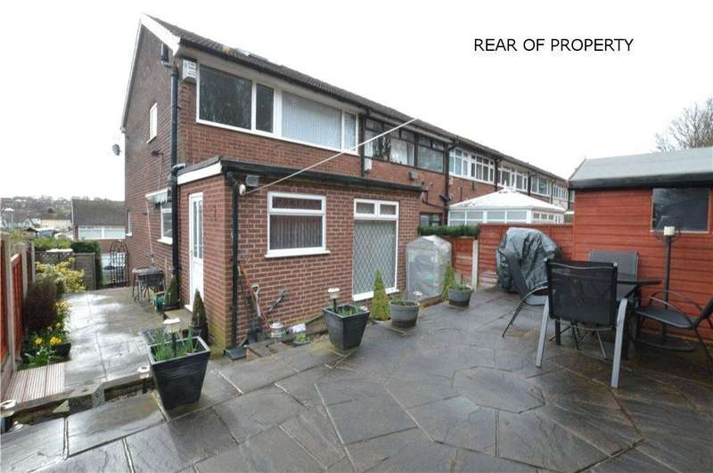 3 Bedrooms Terraced House for sale in Sunnyside Road, Leeds, West Yorkshire