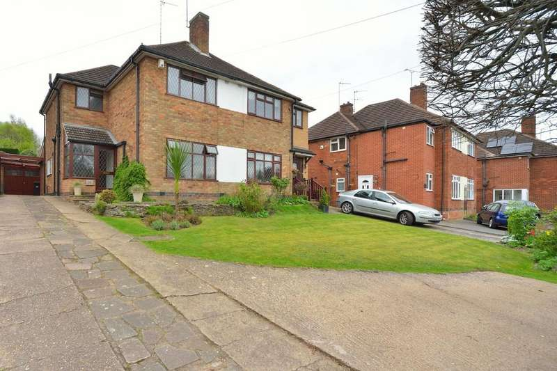 3 Bedrooms Semi Detached House for sale in Mill Hill, Baginton