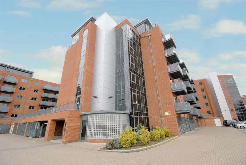 1 Bedroom Flat for sale in Vista House, Chapter Way, Colliers Wood, SW19