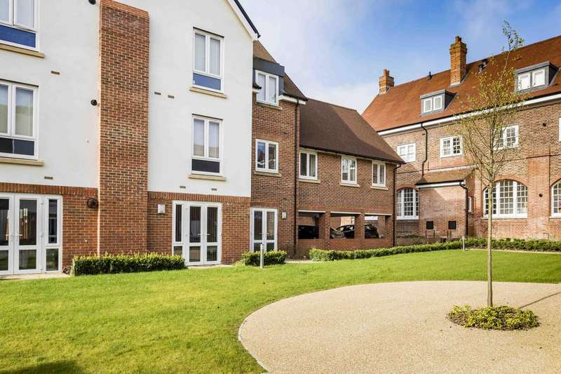 1 Bedroom Flat for sale in 5 Abbess Way, Waterlooville PO7