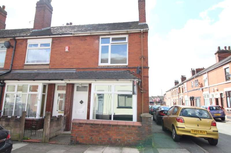 2 Bedrooms Property for sale in Holland Street, Tunstall, Stoke-On-Trent, ST6