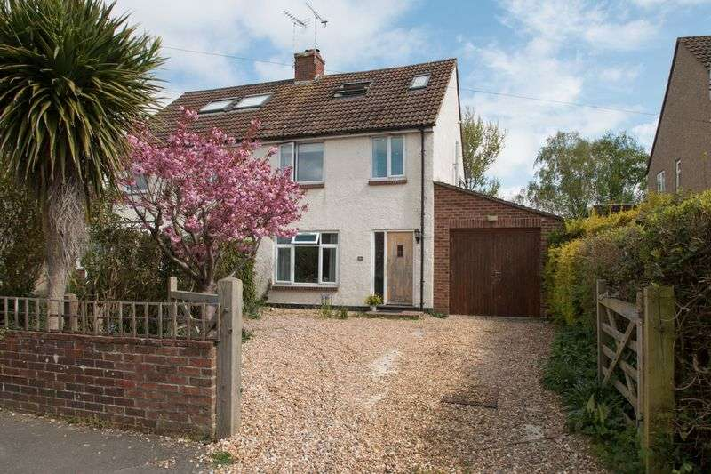 4 Bedrooms Semi Detached House for sale in Deeside Avenue, Fishbourne