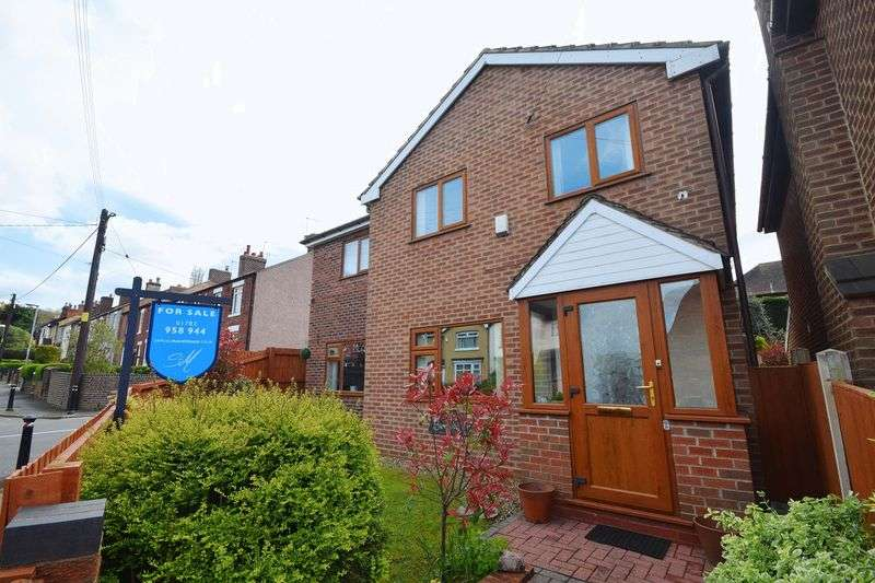 4 Bedrooms Detached House for sale in Bagnall Road, Milton