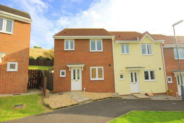 3 Bedrooms Town House for sale in HILLTOP WALK, LANGLEY PARK, DURHAM CITY : VILLAGES WEST OF