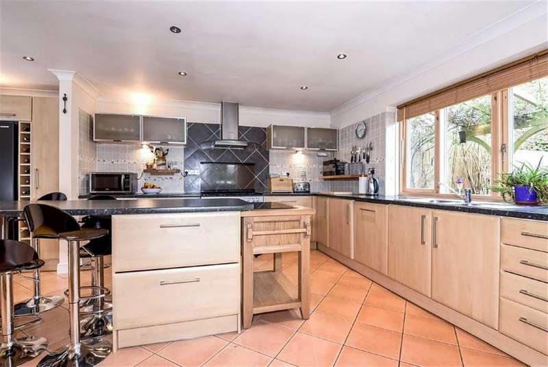 4 Bedrooms Detached House for sale in Pennsylvania Road, Exeter, Devon, EX4