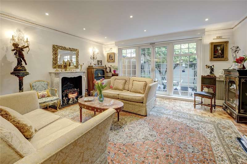 3 Bedrooms Semi Detached House for sale in Randolph Avenue, Maida Vale, London, W9