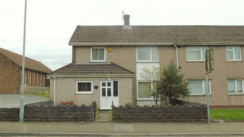 3 Bedrooms Semi Detached House for sale in Parkway, Swansea, SA2