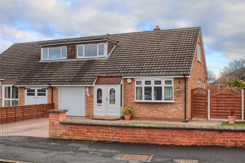 3 Bedrooms Semi Detached Bungalow for sale in Neasham Avenue, Marton