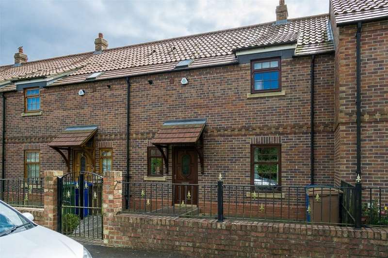 3 Bedrooms Terraced House for sale in Church Lane, Patrington, East Riding of Yorkshire