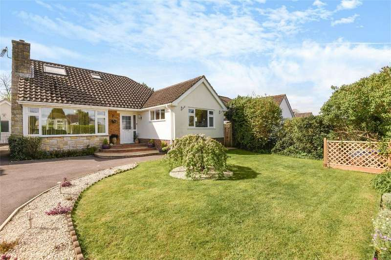 4 Bedrooms Detached House for sale in South Wonston, Winchester, Hampshire