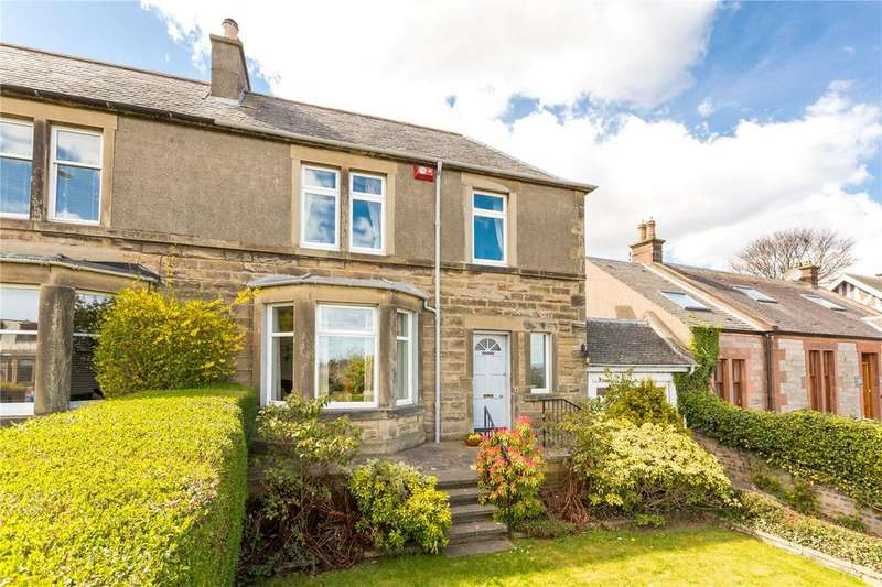 4 Bedrooms Semi Detached House for sale in Milverton, 74 Liberton Brae, Liberton, Edinburgh, EH16