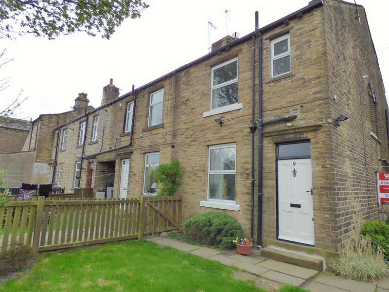 1 Bedroom Terraced House for sale in Springfield Terrace, Scholes, Cleckheaton