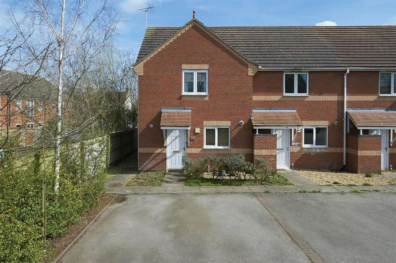 3 Bedrooms End Of Terrace House for sale in Lathkill Street, Market Harborough, Leicestershire