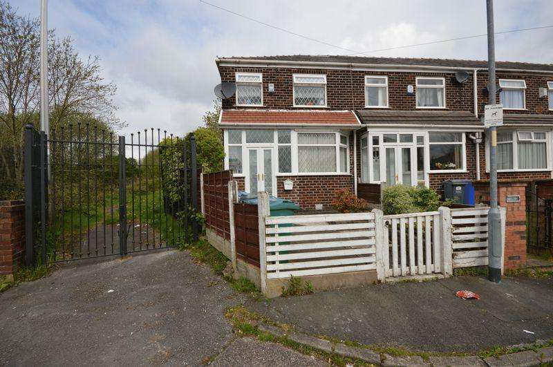 2 Bedrooms End Of Terrace House for sale in Morse Road, Manchester
