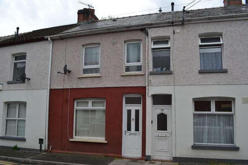 2 Bedrooms Terraced House for sale in Arail Street, Six Bells, Abertillery