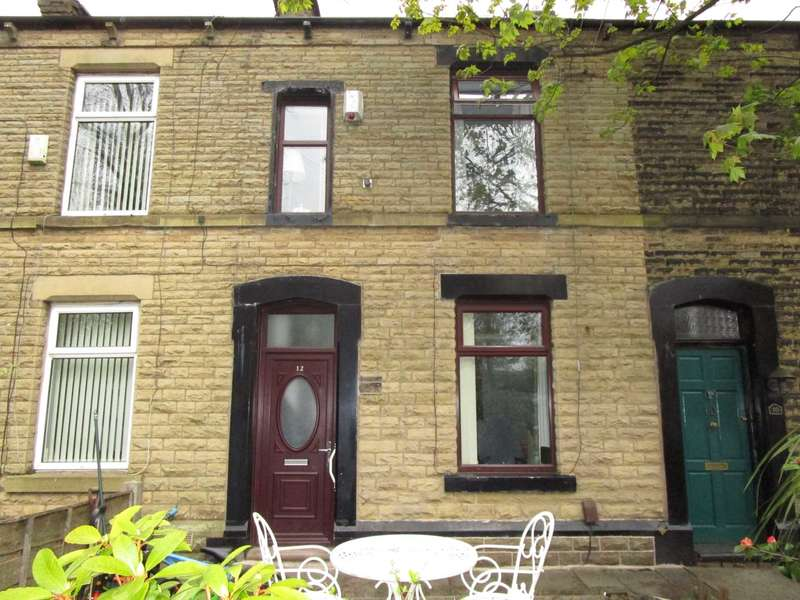 2 Bedrooms Terraced House for sale in St James Street, Shaw