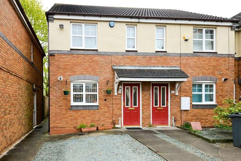 2 Bedrooms End Of Terrace House for sale in Long Nuke Road, Northfield, Birmingham