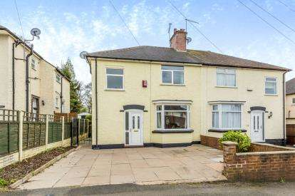 3 Bedrooms Semi Detached House for sale in The Avenue, Stoke-On-Trent, Staffordshire, Staffs