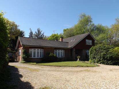 4 Bedrooms Detached House for sale in Woodlands, Southampton, Hants