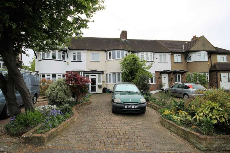 3 Bedrooms Terraced House for sale in Torrington Way, Morden