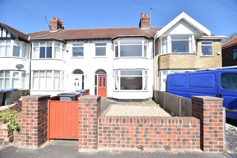 3 Bedrooms Terraced House for sale in Warbreck Hill Road, Blackpool