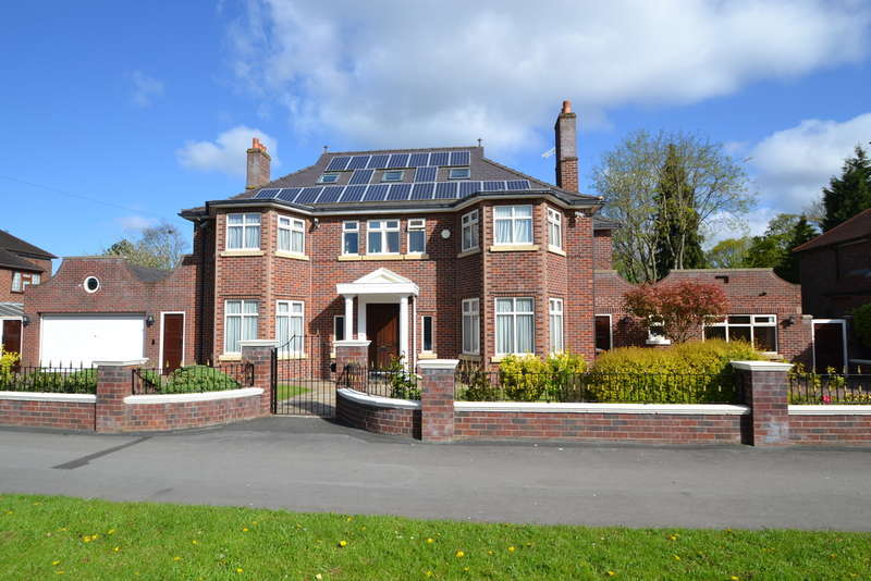 6 Bedrooms Detached House for sale in Broadway, Cheadle