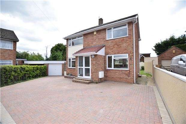 3 Bedrooms Detached House for sale in Cantell Grove, BRISTOL, BS14 8TP