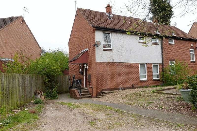 3 Bedrooms Semi Detached House for sale in Ipswich Close, Anstey Heights