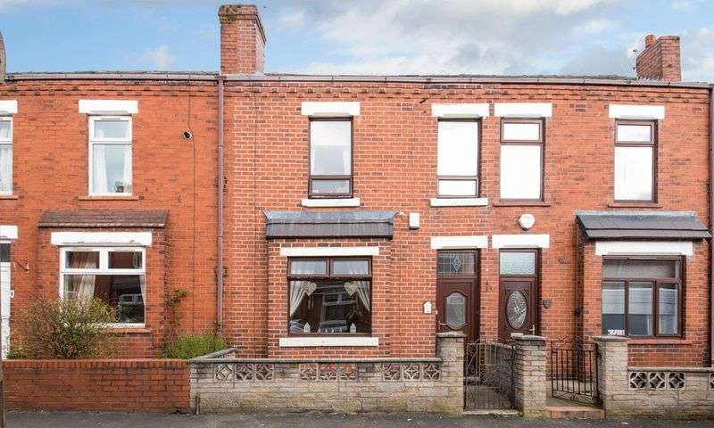 3 Bedrooms Terraced House for sale in Pagefield Street, Springfield, Wigan