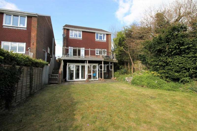 5 Bedrooms Detached House for sale in Mount Pleasant, Biggin Hill
