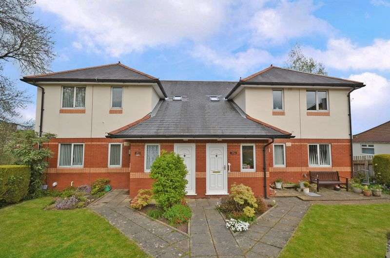 2 Bedrooms Flat for sale in Luxury Apartment, Allt-Yr-Yn Road, Newport
