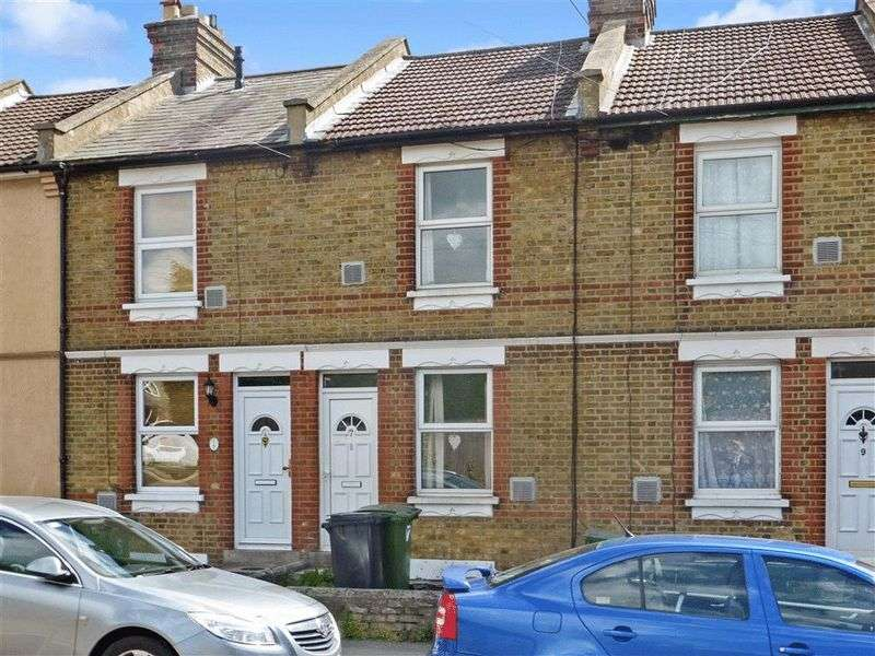 3 Bedrooms Terraced House for sale in Farleigh Lane, Maidstone