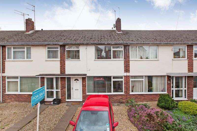 3 Bedrooms Terraced House for sale in GREENWAY ROAD