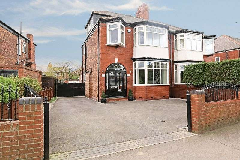3 Bedrooms Semi Detached House for sale in Bricknell Avenue, Hull