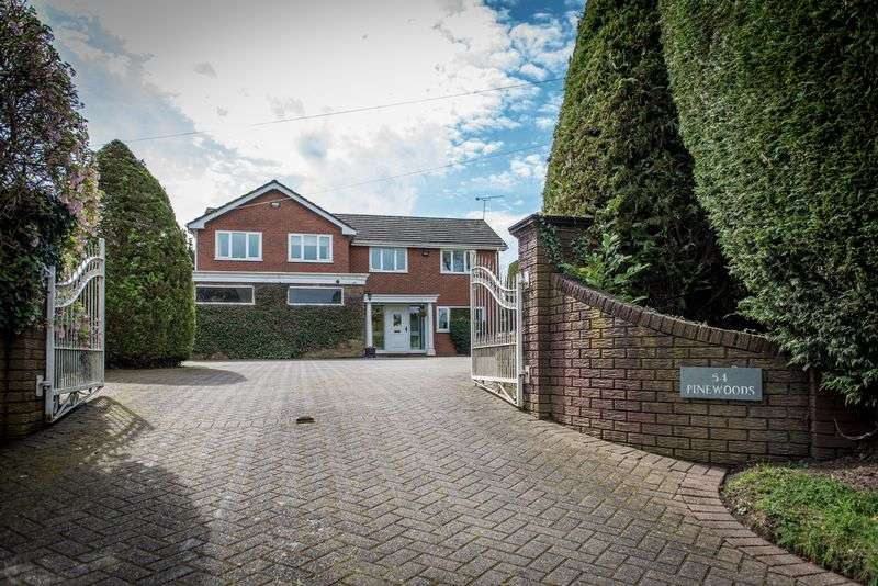 6 Bedrooms House for sale in Pinewoods, Balsall Common