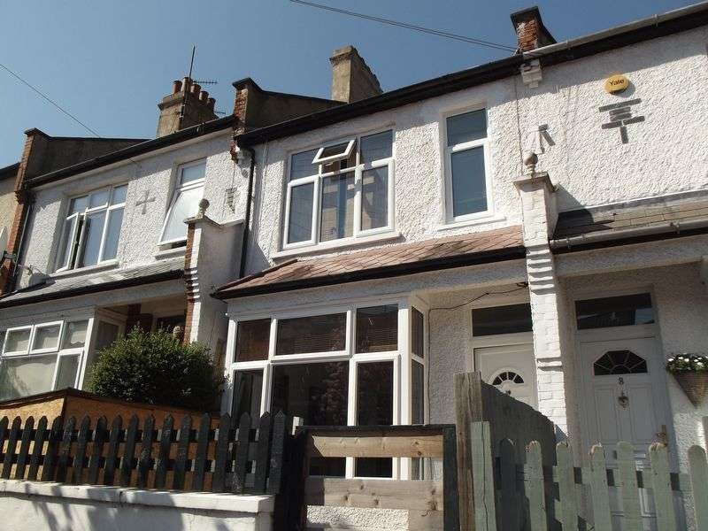 3 Bedrooms Terraced House for sale in Howarth Road ABBEYWOOD SE2