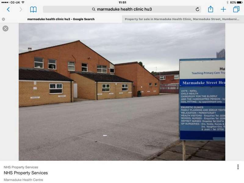 25 Bedrooms Detached House for sale in Marmaduke Health Clinic Hull
