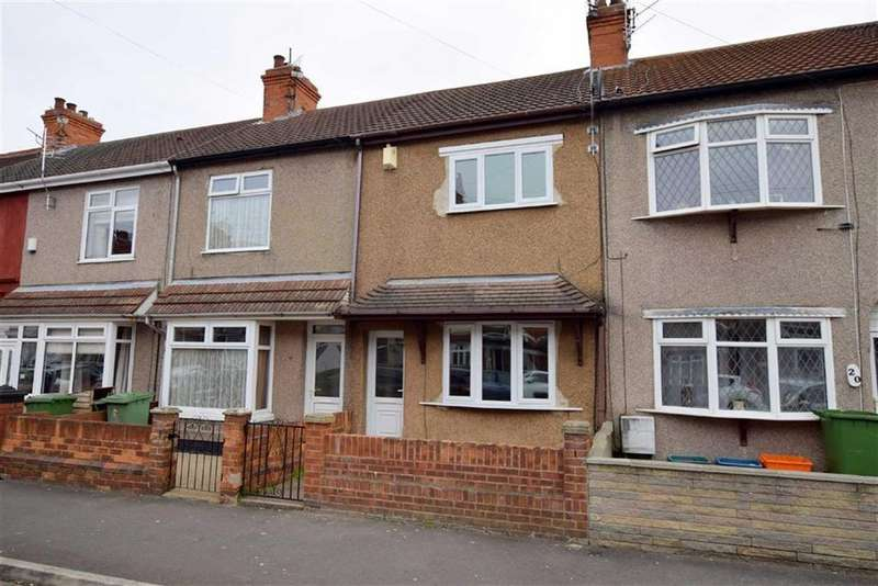 3 Bedrooms Terraced House for sale in Crowhill Avenue, Cleethorpes, North East Lincolnshire
