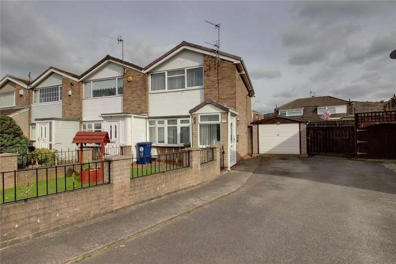 2 Bedrooms End Of Terrace House for sale in Bath Road, Eston