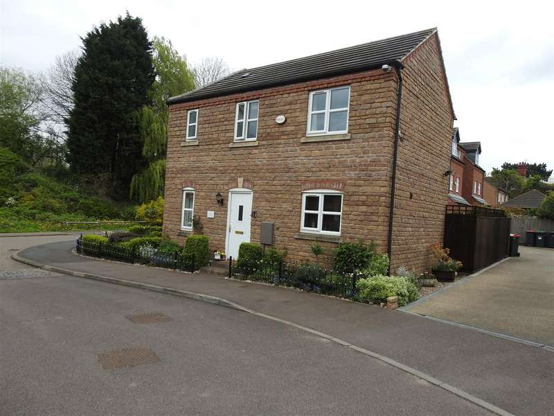 3 Bedrooms Semi Detached House for sale in Millbank Place, Bestwood Village, Nottingham