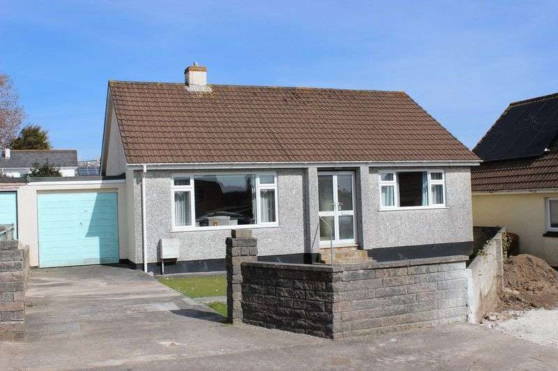 2 Bedrooms Detached Bungalow for sale in Chough Crescent, St. Austell