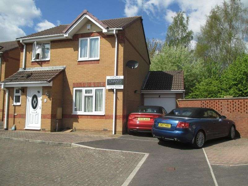 3 Bedrooms Detached House for sale in Fennel Way, Yeovil