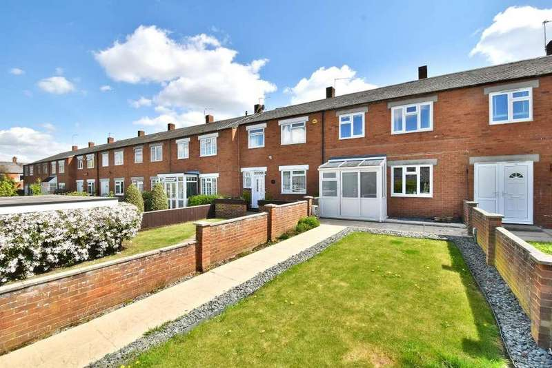 3 Bedrooms Terraced House for sale in Norcroft Gardens,