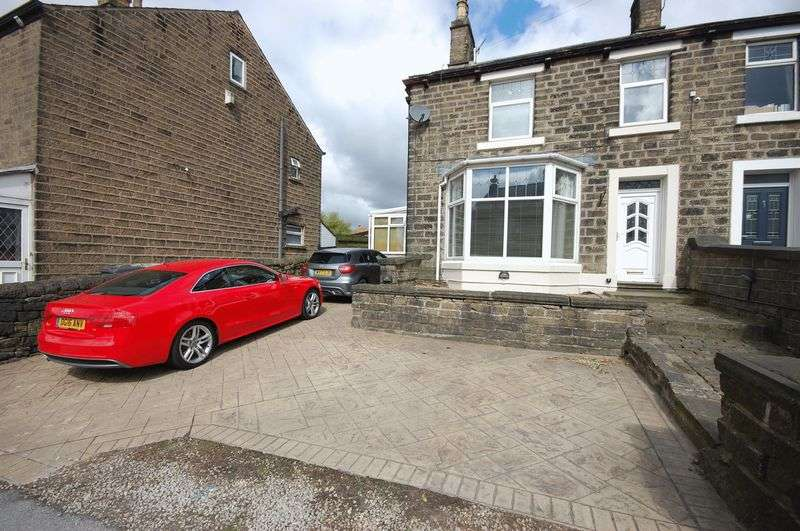 3 Bedrooms Semi Detached House for sale in Manchester Road, Tintwistle