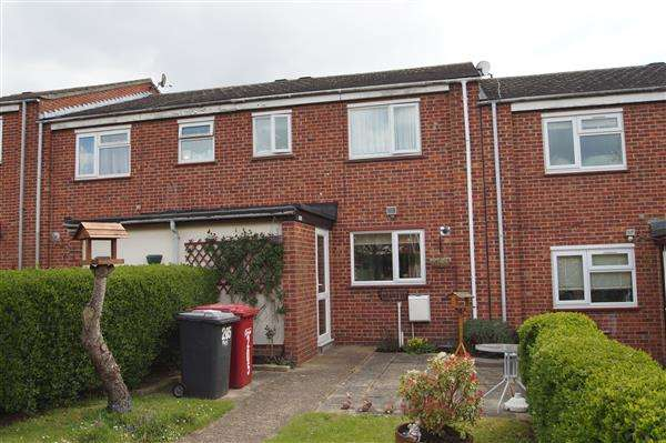 3 Bedrooms Terraced House for sale in Weekes Drive, Cippenham, Slough